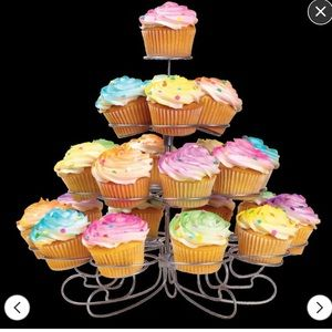 Wilton 4 tier Cupcake stand. New without box.